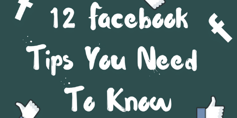 Infographic: Facebook Tips For Small Business In 2018
